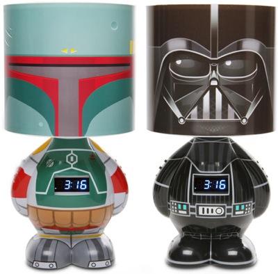 218e18aa1 Vários recursos em um único personagem de Star Wars… mais geek impossível!  Acordar cedo vai ser até mais fácil com esse inevitável despertador!