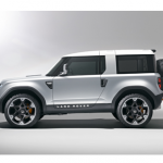 Novo Land Rover Defender