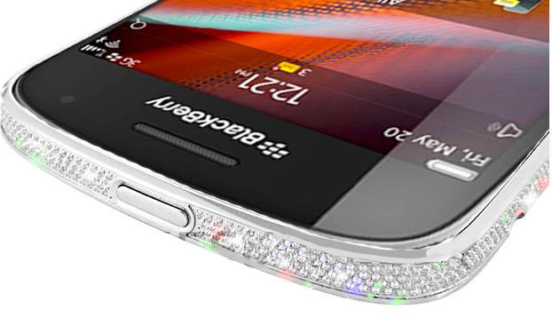 BlackBerry de Luxo